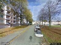 112 melding Ambulance naar Albardaplantsoen in Dordrecht