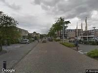 Ambulance naar Beukenlaan in Spijkenisse