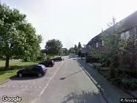 Ambulance naar Kolkplantsoen in Oostzaan vanwege verkeersongeval