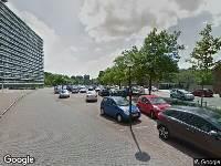 Besteld ambulance vervoer naar Brandaris in Zaandam vanwege brand