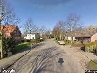 112 melding Ambulance naar Veluweweg in Waarland