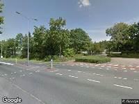 Politie naar Beneluxweg in Oosterhout