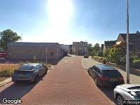 112 melding Brandweer naar Havenstraat in Alphen aan den Rijn vanwege brand