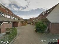 112 melding Ambulance naar Schoolstraat in Den Helder vanwege verkeersongeval