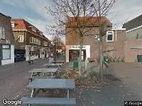 Ambulance naar Dorpsstraat in Zoetermeer