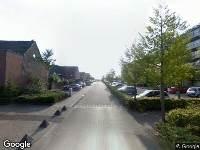 112 melding Ambulance naar Selma Lagerlöfstraat in Spijkenisse