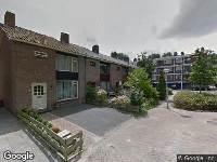 Ambulance naar Jacob Catsstraat in Zoetermeer
