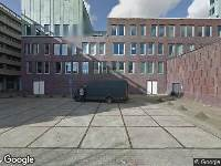 Brandweer naar Handelsplein in Amstelveen vanwege brand