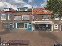 Politie naar Kanaalstraat in Oost-Souburg vanwege letsel