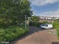 Brandweer naar Korvet in Amstelveen
