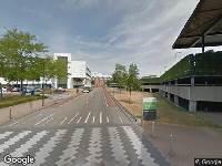 112 melding Ambulance naar Willy Brandtlaan in Ede vanwege brand