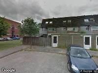 Brandweer naar De Voorstenkamp in Nijmegen
