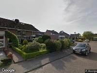 112 melding Ambulance naar Sparrenstraat in Huissen