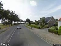 Ambulance, brandweer en politie naar Smedekensbrugge in Aardenburg vanwege een buitenbrand
