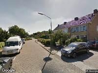 Ambulance naar Robijnlaan in Cuijk