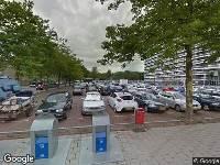 Ambulance naar Noordzee in Zaandam