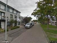 Brandweer naar Baljuwstraat in Alphen aan den Rijn