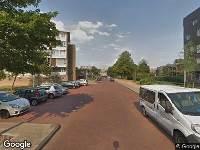 Brandweer naar Surinamestraat in Leiden vanwege brand