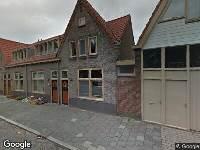 Brandweer naar Kastanjekade in Leiden vanwege brand