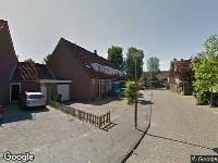 112 melding Besteld ambulance vervoer naar De Kempenstraat in Alkmaar