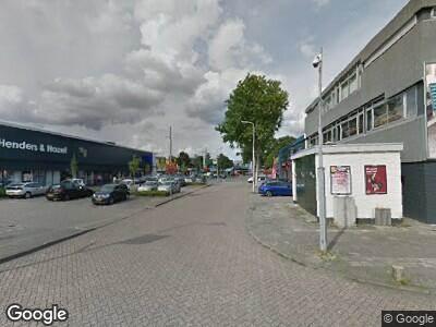 Brandweer naar Kaap de Goede Hooplaan in Utrecht vanwege afgaan automatisch brandalarm