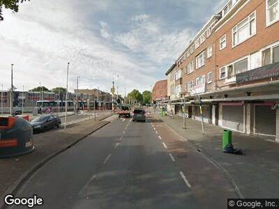 Ambulance naar Groene Hilledijk in Rotterdam