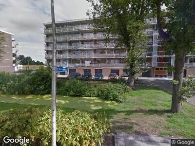 Ambulance naar Nic. Beetslaan in Waddinxveen