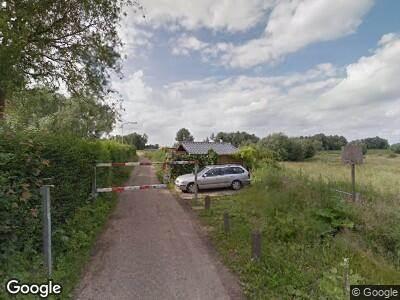 Ambulance naar Ooyse Sluispad in Nijmegen
