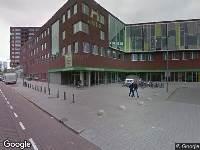 Ambulance naar Hillevliet in Rotterdam