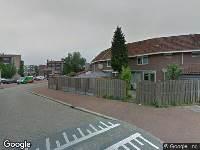 112 melding Besteld ambulance vervoer naar Nabucco in Capelle aan den IJssel