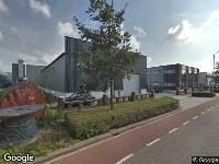 Brandweer naar De Scheysloot in Noordwijk vanwege voertuigbrand