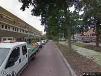 Brandweer naar Catharina van Clevepark in Amstelveen