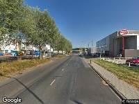 Ambulance naar Europaweg in Bodegraven