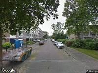 Ambulance naar Henri Polakstraat in Dordrecht