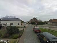 Politie naar Onder de Molen in Oud-Vossemeer vanwege letsel