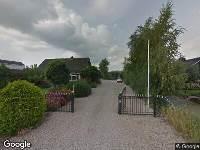 Ambulance naar Rijneveld in Boskoop
