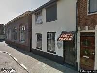 Brandweer naar Mr. D. Donker Curtiusstraat in Katwijk vanwege brand