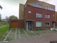112 melding Ambulance naar Frieslandlaan in Vlaardingen