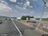 112 melding Ambulance naar Coentunnelweg in Oostzaan vanwege verkeersongeval