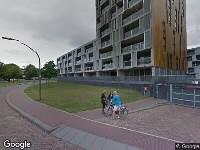 112 melding Politie naar Nonnenveld in Breda