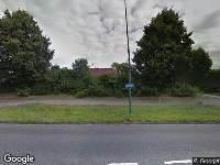 112 melding Politie naar Burgemeester van der Postlaan in Leusden vanwege aanrijding met letsel