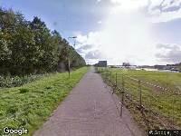 Politie naar Schelde-Rijnweg in Tholen vanwege personen te water