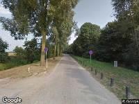 112 melding Traumahelikopter naar Groene Heuvels in Ewijk
