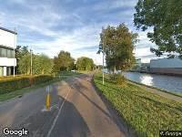 Brandweer naar Achthovenerweg in Leiderdorp