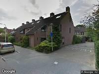 Ambulance naar Sacharias Jansenstraat in Tilburg
