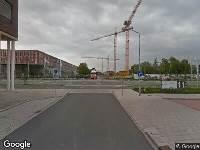 Ambulance naar Maelsonstraat in Hoorn