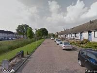 112 melding Ambulance naar Amstelstraat in Spijkenisse