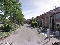Ambulance naar Sterremosstraat in Purmerend