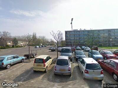 Besteld ambulance vervoer naar Gerrit Pietersz Blankmanstraat in Den Helder