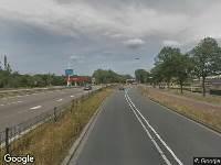 Ambulance naar Koningin Julianaweg in Zaandam vanwege verkeersongeval